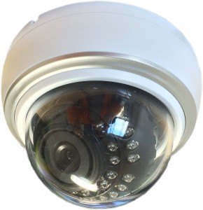 3x-A101F / HD-SDI屋内用ドームカメラ固定焦点3.6mm
