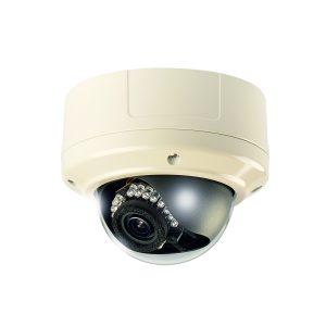 IR-5552VAF / 屋外型赤外線付きドーム型カメラ