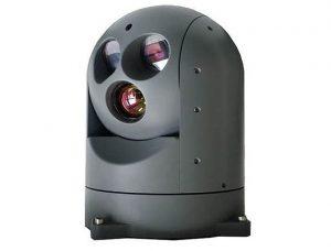 TH-TPV-Z400 / ジンバル(姿勢制御)サーマルカメラ