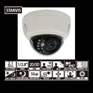 VD-HS4400WIR / STARLUXドームカメラ7in1